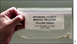 Fallen chads (BBC)