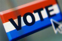 Click to vote (Corbis)